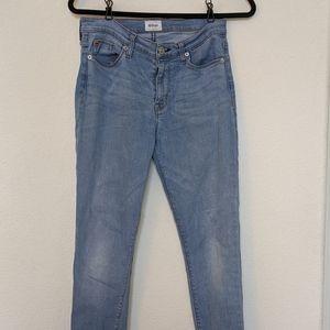 Hudson Natalie Midrise super skinny jean